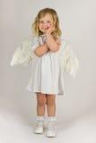Poco ángel Fotografía de archivo libre de regalías