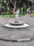 Poco ángel de piedra Imagen de archivo