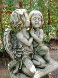 Poco ángel tiene amor fotos de archivo libres de regalías