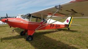 Poco aeroplano Foto de archivo libre de regalías