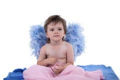Poco angelo Immagini Stock Libere da Diritti