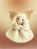 Poco angelo Immagine Stock
