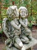 Poco angelo ha amore fotografie stock libere da diritti
