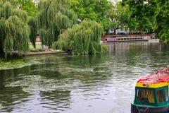 Poco canale di Venezia a Londra Immagine Stock Libera da Diritti