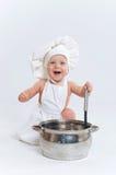 Poco cocina. Imagenes de archivo