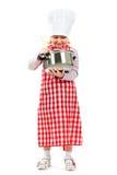 Poco cocinero Imagen de archivo libre de regalías
