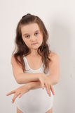 Poco danzatore di balletto fotografie stock libere da diritti