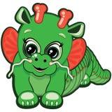 Poco dragón Imágenes de archivo libres de regalías