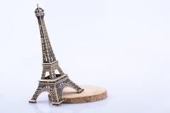 Poco Eiffel Tower modelo Imágenes de archivo libres de regalías