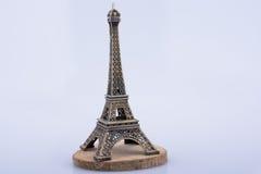 Poco Eiffel Tower modelo Imagen de archivo