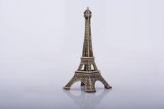 Poco Eiffel Tower modelo Imagenes de archivo