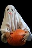 Poco, fantasma divertente Fotografia Stock