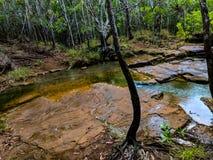Poco fiume fotografia stock libera da diritti