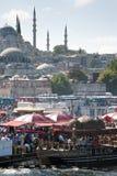 Poco il Bairam a Costantinopoli Fotografia Stock