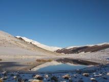 Poco lago Fotografia Stock Libera da Diritti
