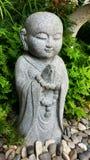 Poco monje de piedra Fotografía de archivo