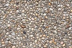 Poco mosaico de piedra Imagen de archivo