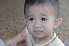Poco muchacho de Asia Imagenes de archivo