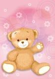 Poco oso de peluche Foto de archivo libre de regalías