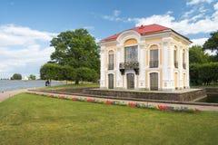 Poco palacio Imagen de archivo libre de regalías