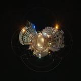 Poco planeta Hannover Imagenes de archivo