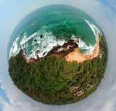 Poco planeta Sri Lanka imagen de archivo libre de regalías