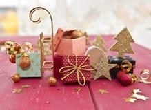 Poco presentes coloridos Fotos de archivo libres de regalías