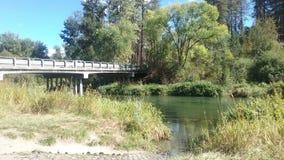 Poco río de Spokane Imagen de archivo