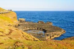 Poco stagno - Phillip Island Fotografia Stock