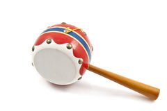 Poco strumento musicale di percussione Fotografia Stock