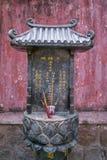 Poco templo Fotos de archivo libres de regalías