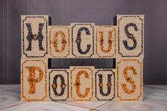 pocus hocus Στοκ Εικόνες
