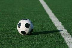 początek sezonu piłki nożnej Obraz Stock
