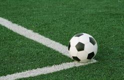 początek sezonu piłki nożnej Obraz Royalty Free