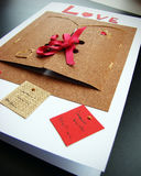 pocztówka Obraz Stock