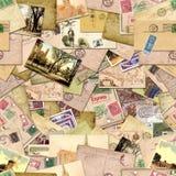 pocztówka Obraz Royalty Free