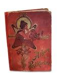 pocztówka albumowy rocznik Zdjęcia Royalty Free