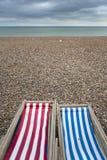 Pocztówka od morza, UK wybrzeże Obrazy Stock