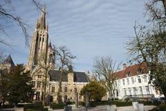 Pocztówki Bruges Zdjęcie Royalty Free