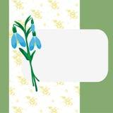 pocztówkowa wiosna Obraz Royalty Free