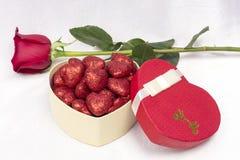 pocztówkowy dzień valentine s Zdjęcie Royalty Free