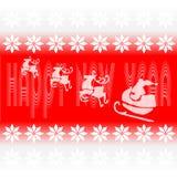 Pocztówkowy Szczęśliwy nowy rok Zdjęcia Stock