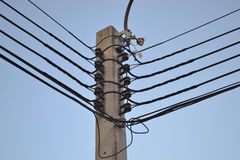 poczta elektryczna Fotografia Stock
