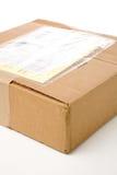 poczta pakiet zdjęcia royalty free