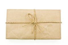 poczta pakunek wysyłająca wysyłka Zdjęcia Stock