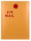poczta powietrza Obraz Stock