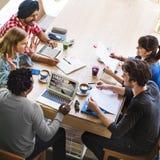 Początkowy Nowy Biznesowy wodowanie sukcesu Wzrostowy pojęcie Fotografia Stock