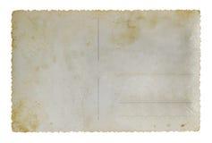 Pocztowa karta Fotografia Stock
