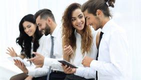 Podłączeniowi korporacyjni cyfrowi przyrząda zdjęcia royalty free
