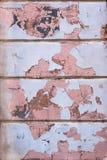 Podława farba na ścianie domowy tło Zdjęcie Stock